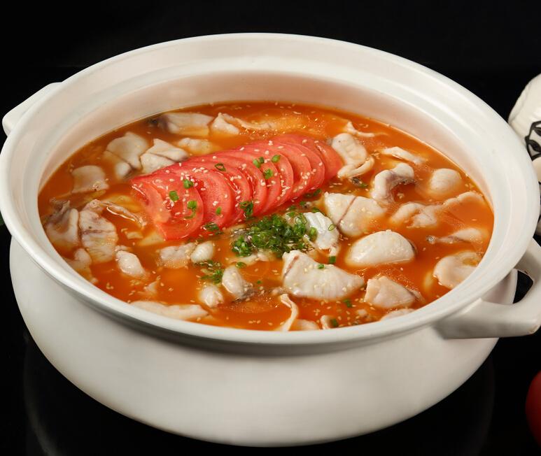 新记印象酸菜鱼番茄