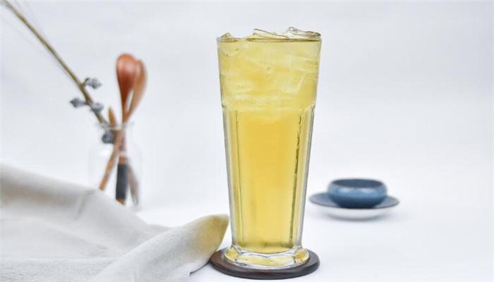 泰匠素茶柃檬水