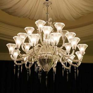 田园风格水晶吊灯