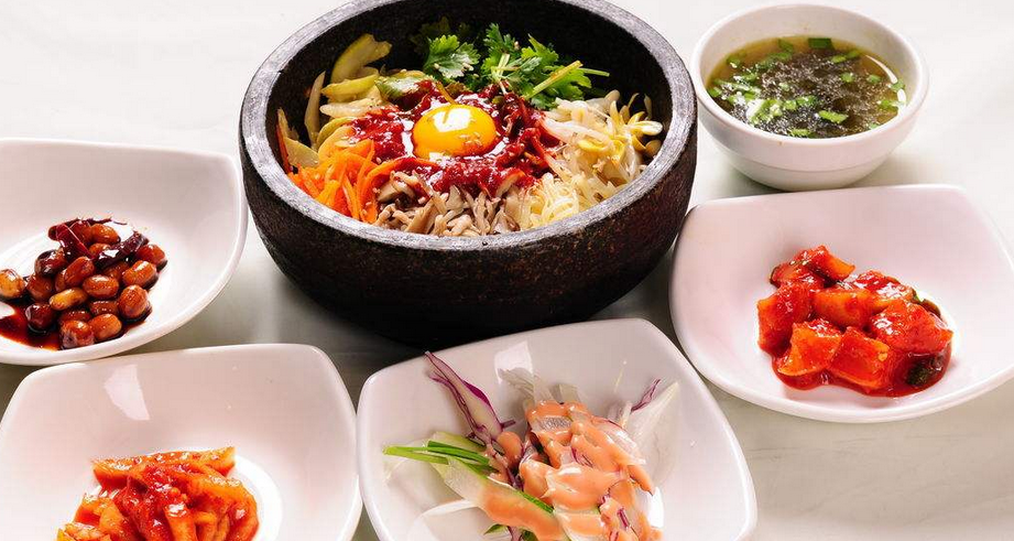 韩娜石锅拌饭健康