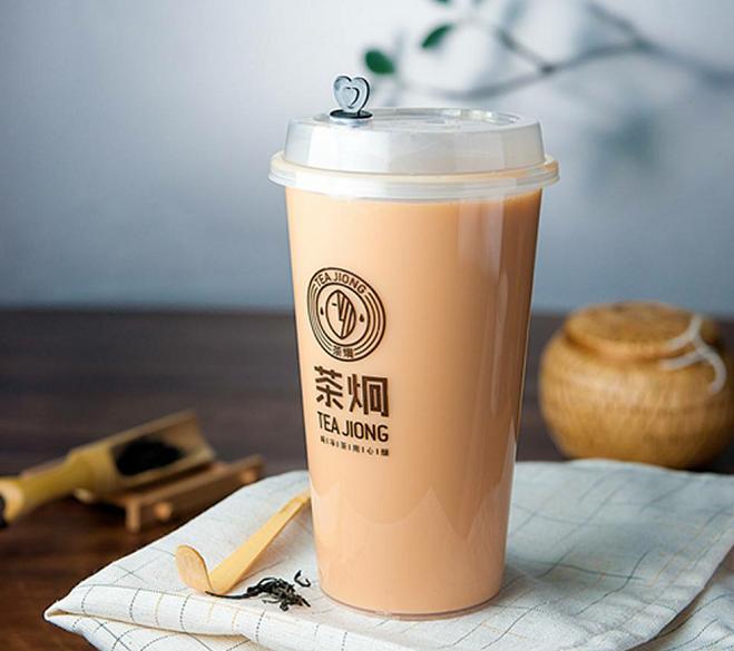 茶炯奶茶茶饮-奶茶