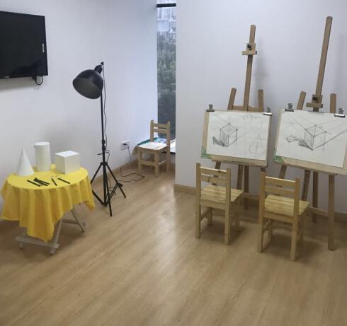 宝贝豆美术画室