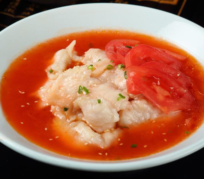 新记印象酸菜鱼营养