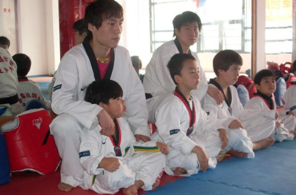跆拳道加盟