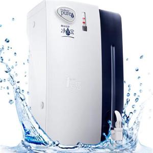爱佳尔纯水机放水