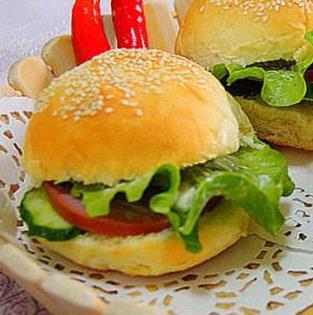 麥德樂漢堡
