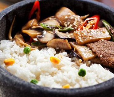 韩林膳石锅拌饭加盟