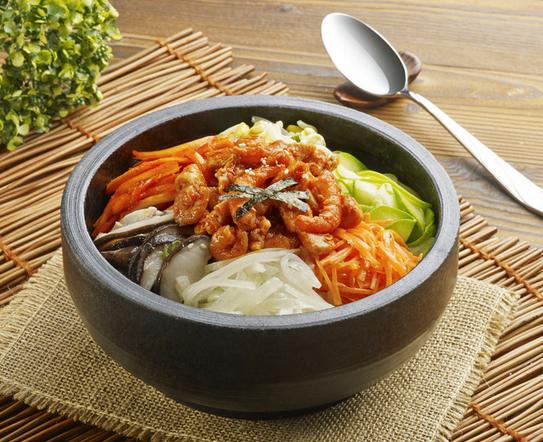 韩聚阁石锅拌饭加盟