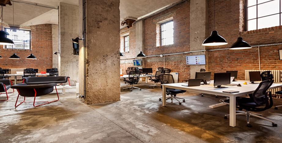 英伦贝芘英国时尚派对定制办公区域