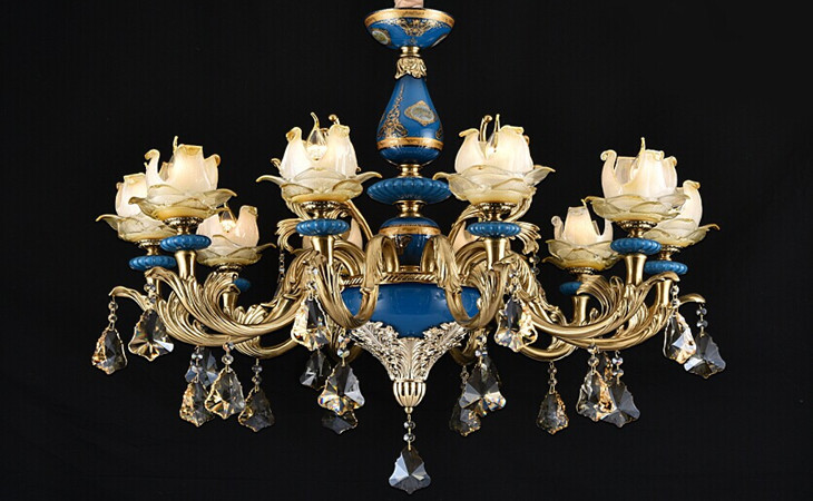 现代欧式天花灯
