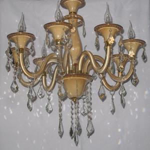 古典水晶吊灯