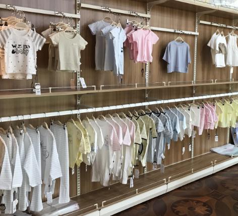 宠爱孕婴母婴店装修设计