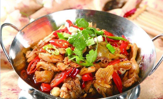 重庆干锅 1