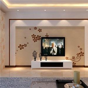 梵兰帝立体墙艺漆电视
