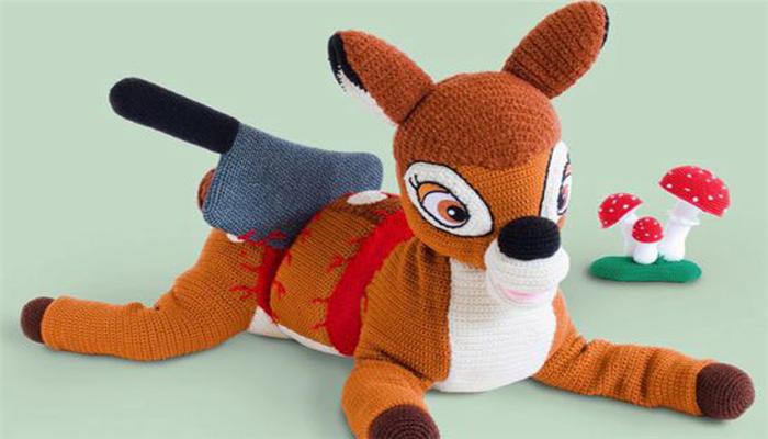 澳乐玩具小鹿