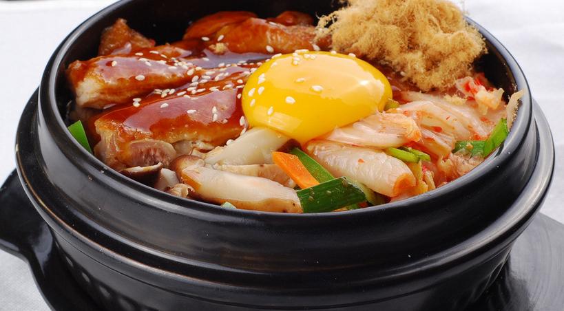 阿信石锅饭好吃