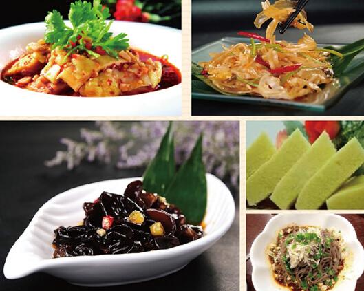 新记印象酸菜鱼菜品多