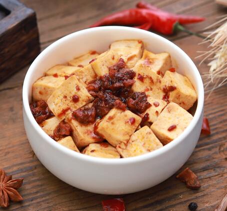 优粮生活快餐麻婆豆腐