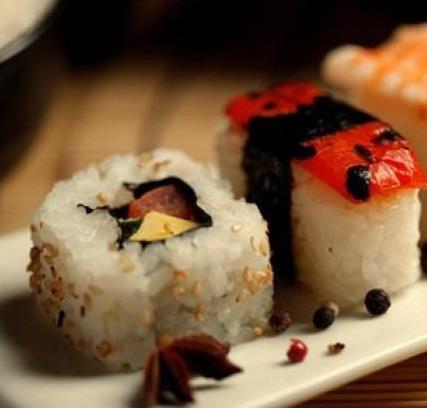 北欧港刺身寿司经典小寿司
