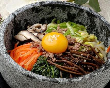 韩枫石锅拌饭