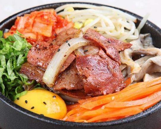 汉拿山石锅拌饭