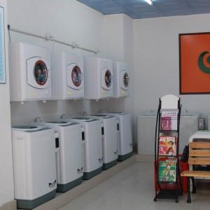 绿伞洗衣干洗设备感染