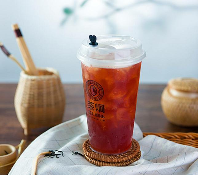 茶炯奶茶茶饮-红茶