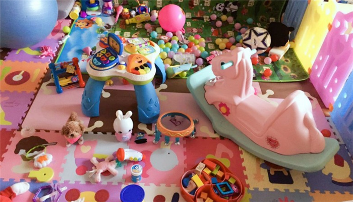 奥飞玩具粉红色