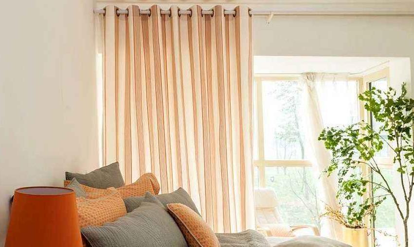 优纺客窗帘纱织窗帘