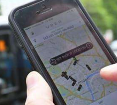 uber优步专车司机叫车