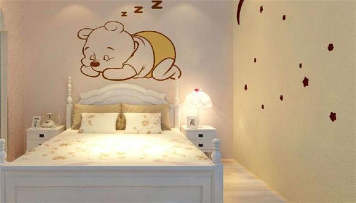 梵兰帝立体墙艺漆小熊