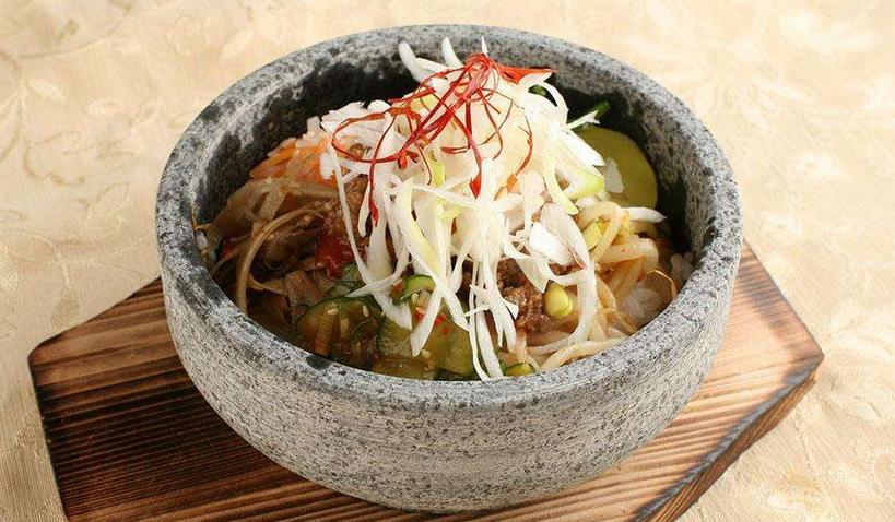 韩顺园石锅拌饭快速