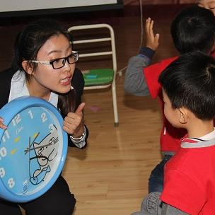 瑞思教育的互动教育模式