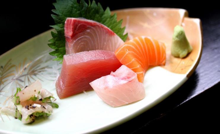 北欧港刺身寿司生鱼片