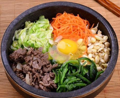 韩尚道石锅拌饭健康