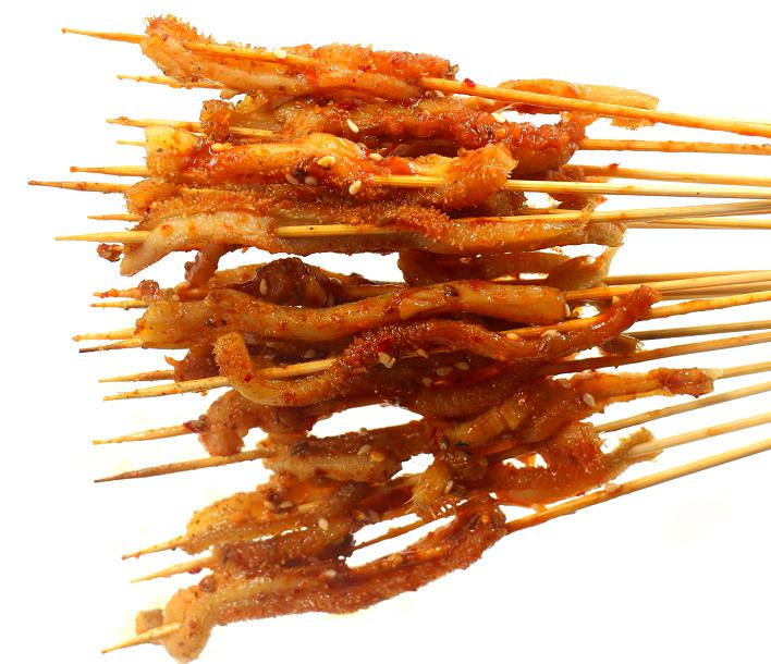 串公子烤鸭肠