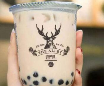 鹿角巷珍珠奶茶