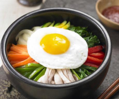 韩聚阁石锅拌饭营养