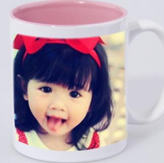 杯子印照片
