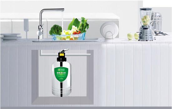 爱佳尔水净化器