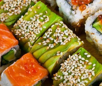 YUBI创意寿司