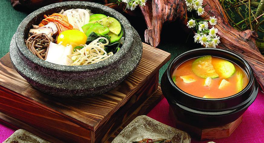 爱尚石锅拌饭美味