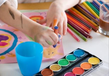幼儿启智绘画班