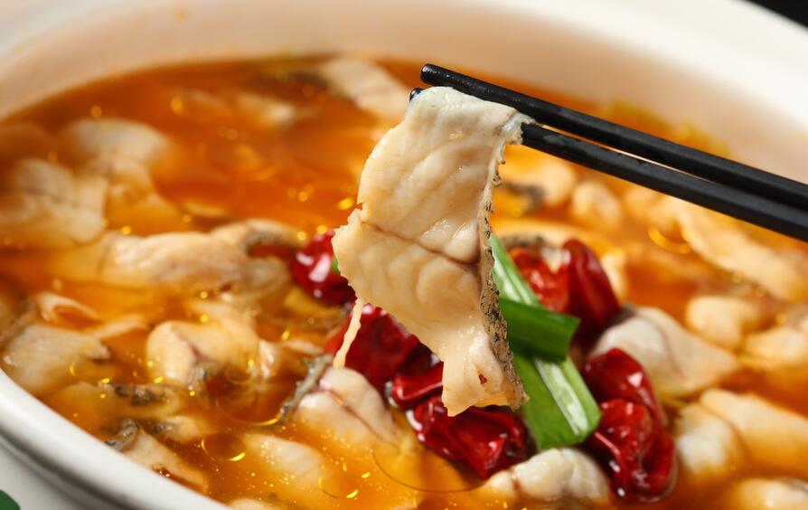 新记印象酸菜鱼美味