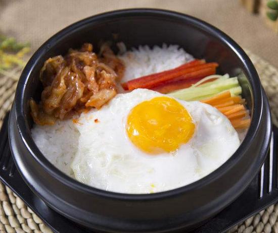 韩膳阁石锅拌饭营养