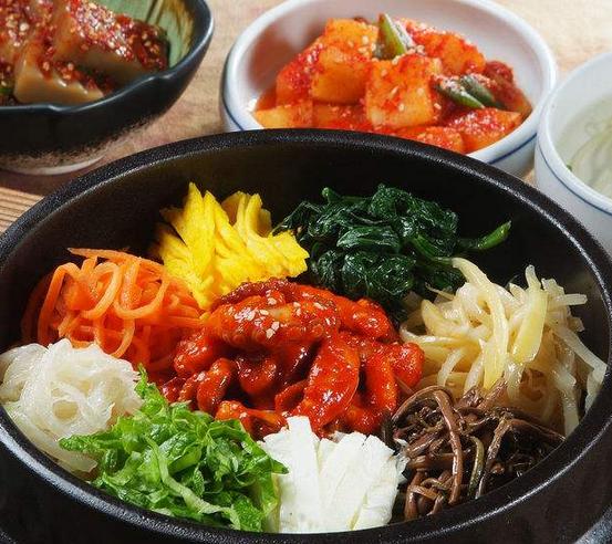 韩罗苑石锅拌饭快捷