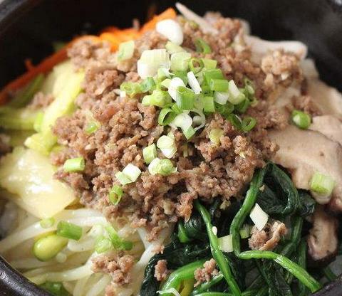韩林膳石锅拌饭好吃