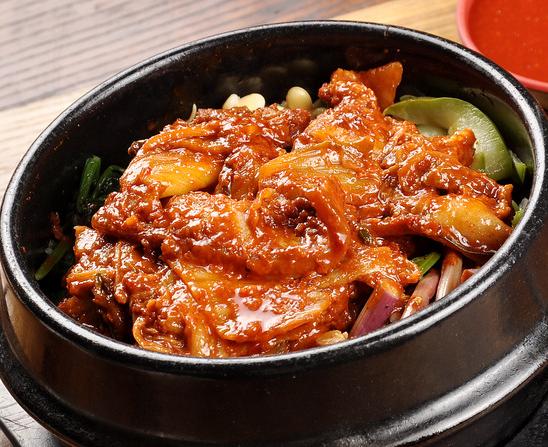 韩聚阁石锅拌饭好吃