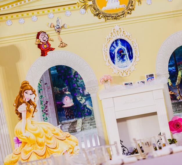 英伦贝芘英国时尚派对定制娃娃