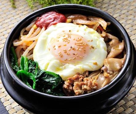 韓記石鍋拌飯